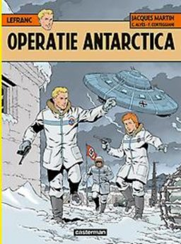 9789030371205, lefranc 26, Operatie antarctica