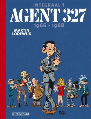 9789088864353, Agent 327 integraal 1, 1966-1968