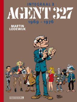 9789088864360, Agent 327 Integraal 2, 1969-1976