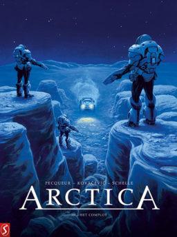 Arctica 10, het complot