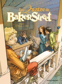 Vier van Baker street hc 6, 9789463940122, vier van baker street 6, man van de yard