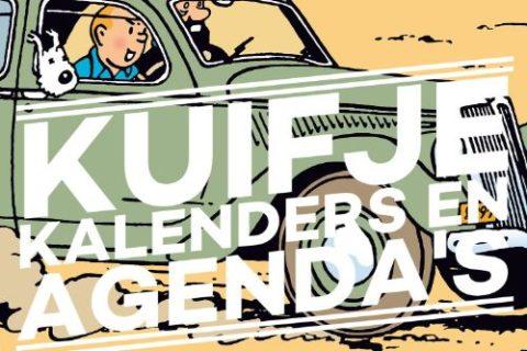 Kuifje Kalenders en agenda's 2020