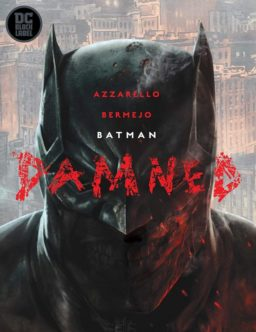 Batman Damned, 9781401291402