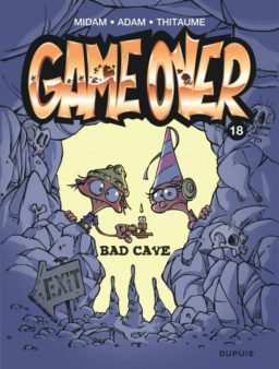 9789031437870, Game Over 16, Bad Cave