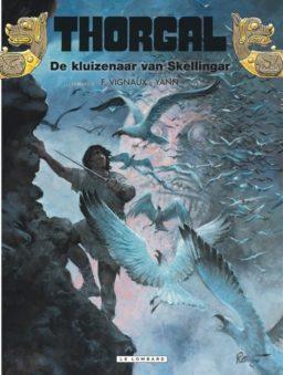 Thorgal 37, Kluizenaar van Skellingar, 9789064213236