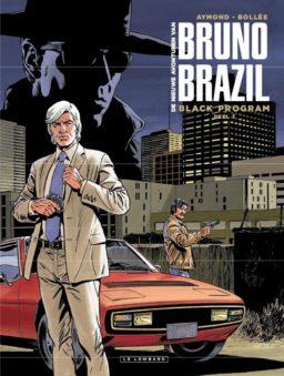 9789064214004, Bruno Brazil 1, Black Program, nieuwe avonturen