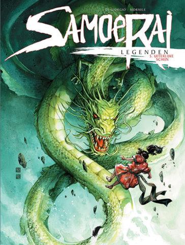 Samoerai Legenden 5, Uiterlijke Schijn, 9789463940467