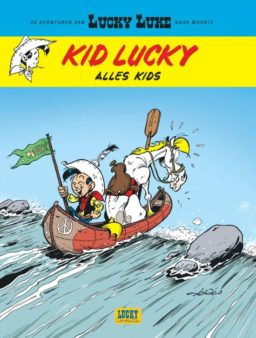 9782884719483, Kid Lucky 5, Alles Kids