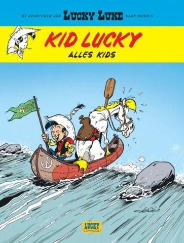 9782884719483, Kid Lucky 5, Alles Kids