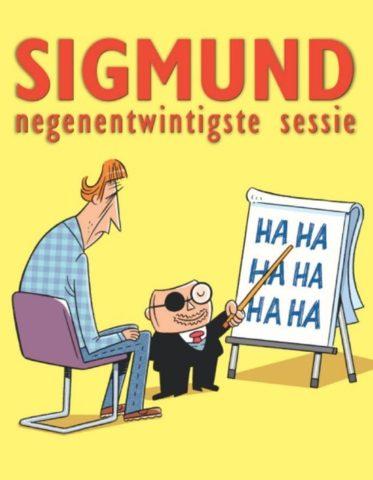 Sigmund 29, 9789463360920, negenentwintigste sessie
