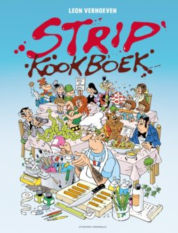 9789492840493. strip kookboek