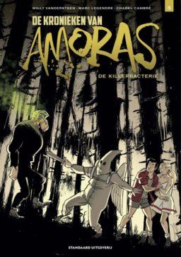 Kronieken van Amoras 5, Killerbacterie, 9789002267741