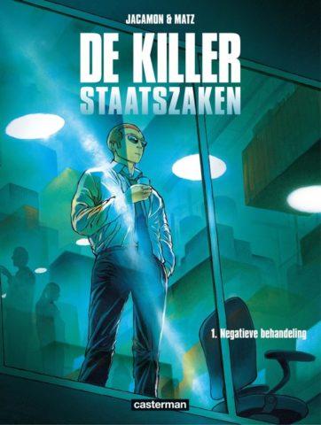 de killer: staatzaken 1, negatieve behandeling