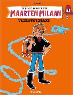 9789034307965, Maarten Milaan Compleet 1, Vliegtuigtaxi