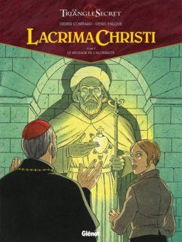 9789462941229, Lacrima Christi 5, boodschap van de alchemist