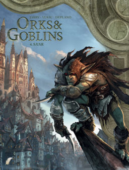 9789463940535, Orks en goblins 4, sa'ar