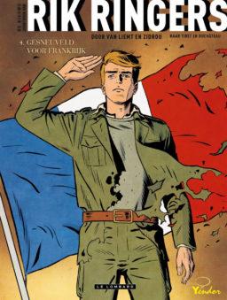9789064214783, Rik Ringers 4, Gesneuveld voor Frankrijk