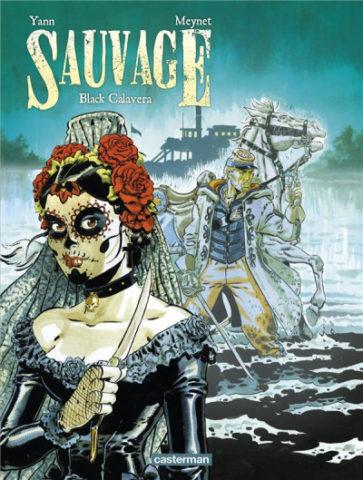 9789030374671, Black Calavera, Savage 5