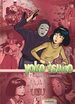 9789031438105, Yoko Tsuno integraal 7, duistere complotten