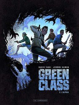 9789064215223, green class 2, de alfa