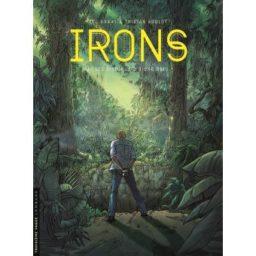 9789064215490, Irons 3, verdwenen in Ujung Batu