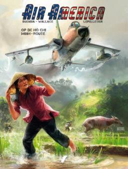 9789463940900, Op de Hô Chi Minh-route, Air America 1 HC, 9789463940894,