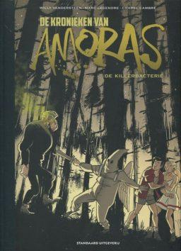 Kronieken van Amoras 5 Luxe, de killerbacterie