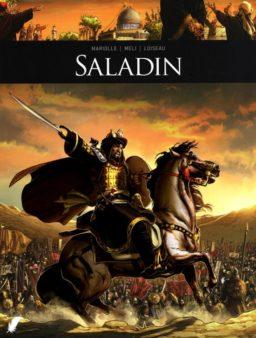 zij schreven geschiedenis 5, saladin