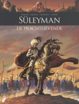 Zij schreven geschiedenis 8, Süleyman