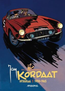 9789034308238, Jan Kordaat integraal 5, 1959-1965