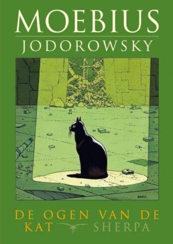 9789089881281, Moebius Classics 2, Ogen van de kat