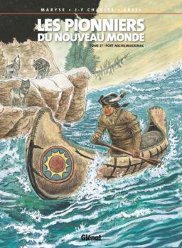 Fort Michilimackinac, 9789462941281, Pioniers van de nieuwe wereld 21,