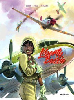 9789492621672, liberty Bessie 1 hc, piloot uit alabama