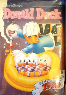 Donald Duck Weekblad Complete Jaargang 1990