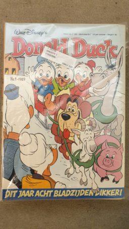 donald duck weekblad 1989