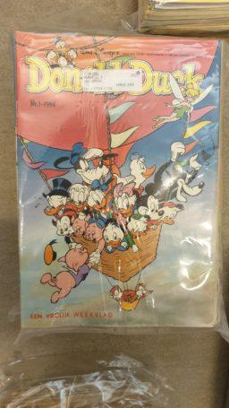 Donald Duck weekblad 1994