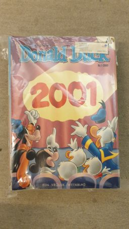 Donald Duck Weekblad 2001