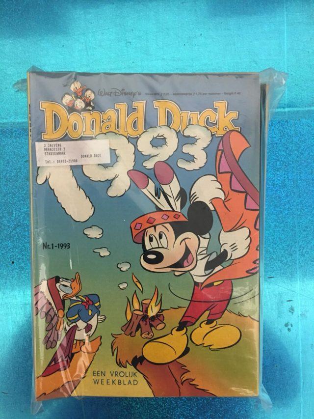 Donald Duck Weekblad 1993