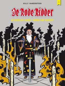 Rode Ridder: de biddeloo-jaren integraal 1, sword and sorcery, 9789002269455