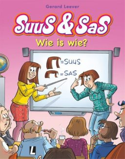 9789088865879, suus en sas 17, wie is wie
