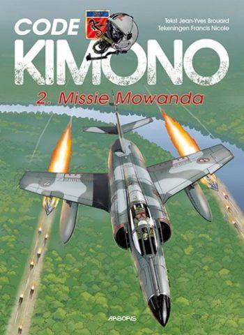 9789034308207, 9789034308191, Code Kimono 2 HC, Missie Mowanda