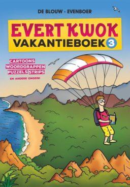 9789078403937, Evert kwok vakantieboek 3