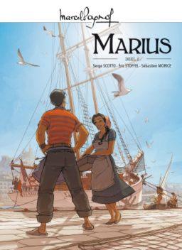 9789085526353, Marius 1, Marcel Pagnol