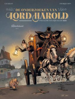 de onderzoeken van lord harold 1, 9789462107236