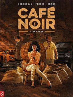 9789463064606, Cafe Noir 3 HC, New York