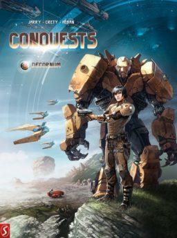 Conquests 3 SC - Decornum, 9789463066174, conquests 3 hc, decornum