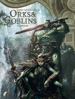 9789463941280, 9789463941297, Orks en Goblins 6, Ayraak