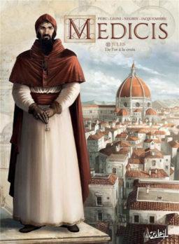 9789463941433, 9789463941426, Medici's 3, Giulio: van goud tot kruis