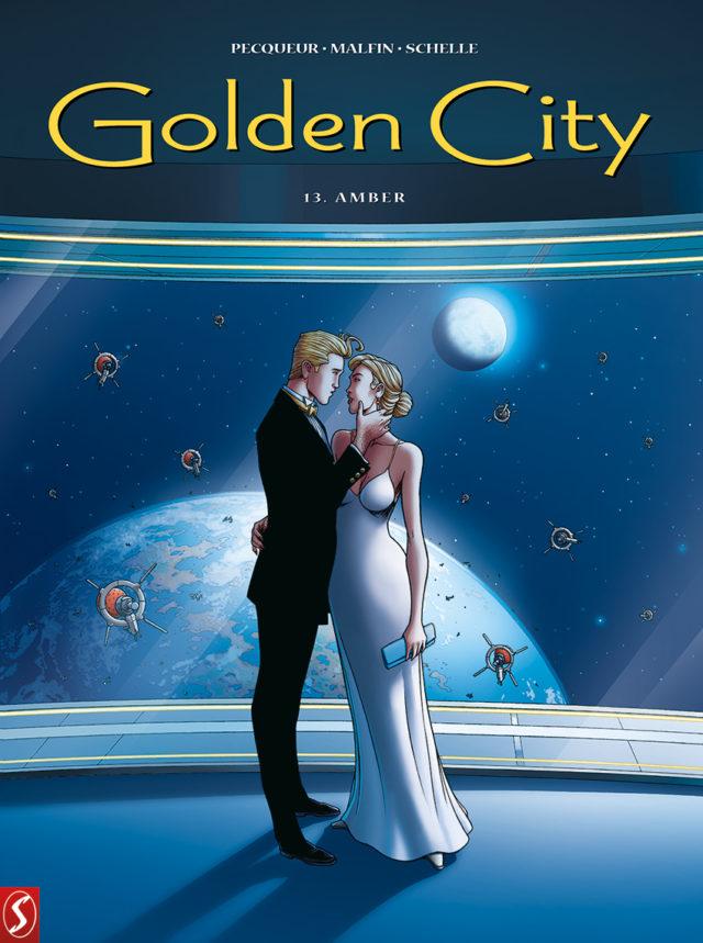 9789463065948, golden city 13, amber