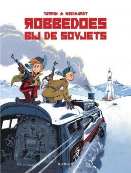 robbedoes door 16, 9789031438297, robbedoes bij de sovjets